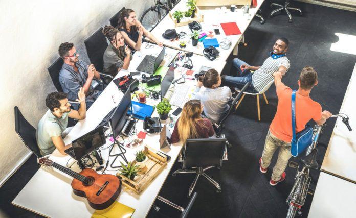 Barcelona strebt an, ein globaler Start-up-Hub zu werden. icrowdhouse 1 696x427