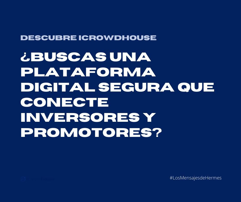 Wie wir die Beziehung zwischen einem Investor und einem Promoter durch ein sehr einfaches digitales Saas-Icrowdhouse verbessern